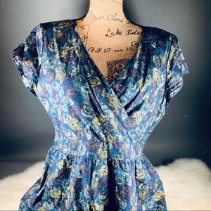 Garnet Hill Everyday V-Neck Dress 14